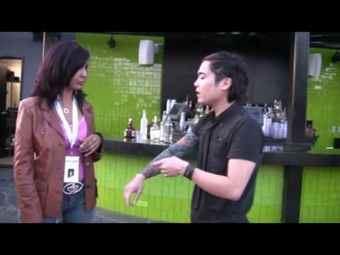 Metro Station's Anthony Improgo Chills on Post Interview Chat With Gina Mozee
