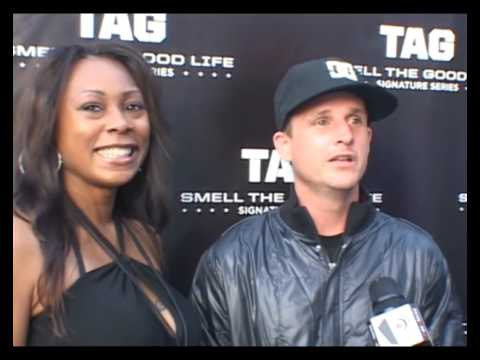 Pro Skateboarder Rob Dyrdek and Tag Launch New Product