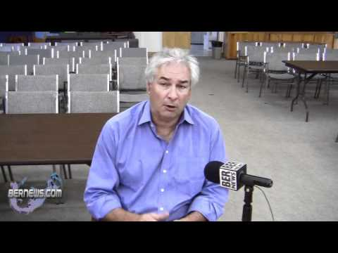 Dr Tony Knap BIOS Director On Bermuda Earthquake April 18 2011