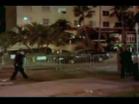 Miami Memorial Weekend Shooting : Police murder a person and attack witnesses( They gave dude the Training Day treatment)