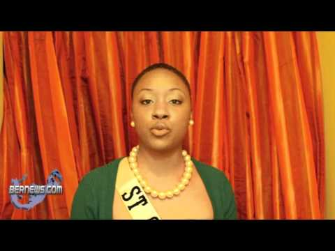 Jana Lynn Outerbridge Miss Bermuda Contestant March 30 2011