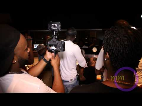Mood Magazine Covers (Akon's Konvict All-Stars Play back session).flv