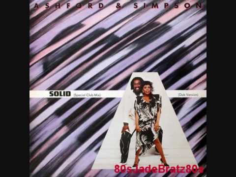 #SINGWITHMENOW : Ashford And Simpson-Solid As A Rock #THROWBACK