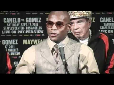 Floyd Mayweather knocks out Victor Ortiz: 'I did what I had to do'