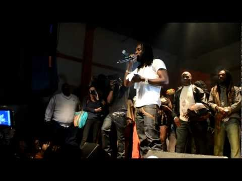Mavado Performance Live @ C-Pac In Brooklyn NY Part 6