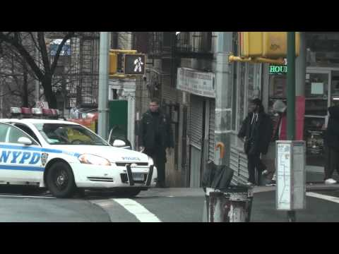 NYPD wants you Homeless, in Jail or Dead !!! ( Smh )