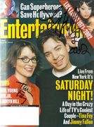 Tina Fey & Jimmy Fallon