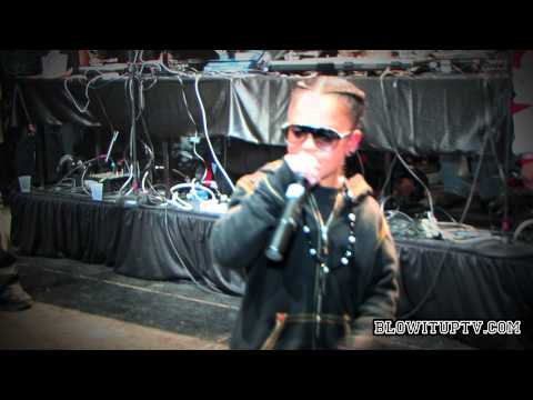 "LIL POOPY ""BIG THINGS"" LIVE AT HUDDY 6 TRIBUTE"