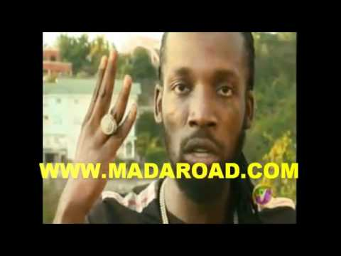 Mavado On Not Wanting To Be In Jamaica! (How Police Raided His Home & Tried To Kill Him)
