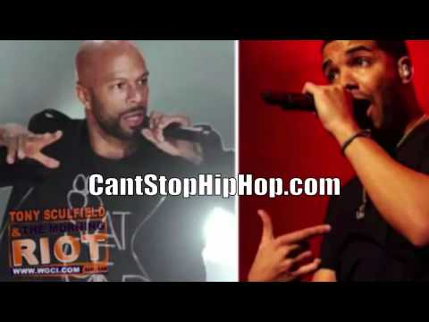 Common Says He'll Get Kanye West & More To Help Take Out YMCMB! - Drake Beef