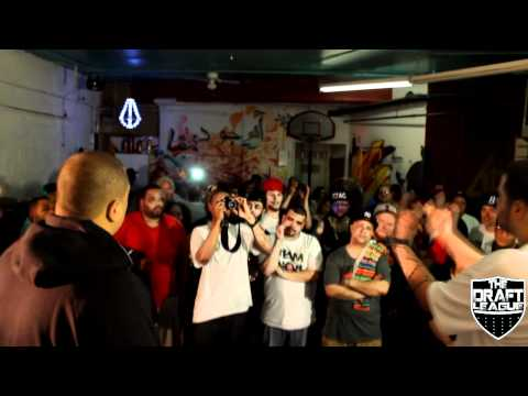 TDL (The Draft League) Presents Lexx Luthor vs Push Pax