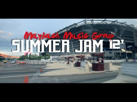 Maybach Music Group Live @ Summer Jam TakeOver'12