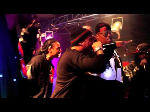 Eldorado Red Performs Live with Doe B and Jr Boss - Club Mansion, Montgomery AL