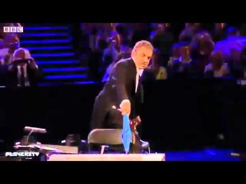 London 2012 Opening Ceremony - Mr Bean's Appearance