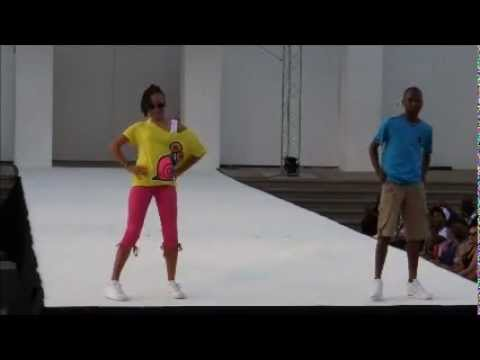 Evolution Fashion Show In Bermuda July 7 2012 ( Part 2 )
