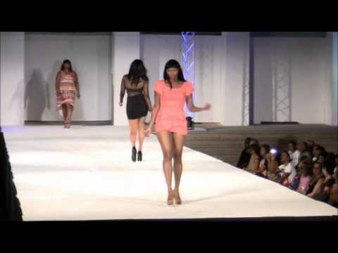 Evolution Fashion Show In Bermuda July 7 2012 ( Part 1 )