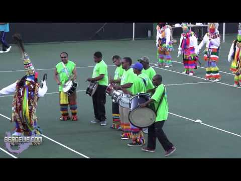Place's New Generation Troupe Live At Bermuda Gombey Festival
