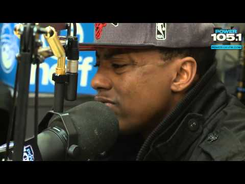 Cassidy at The Breakfast Club ( Talks About Problems With Meek Mill )