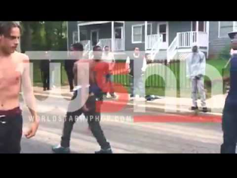LMAO: Old Head Takes A L After Instigating Fight!