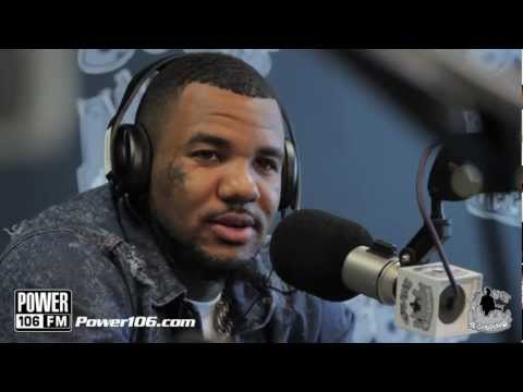 The Game Talks About Beef With Shyne (Says Dropping Soap Everyday Can Change your Life )
