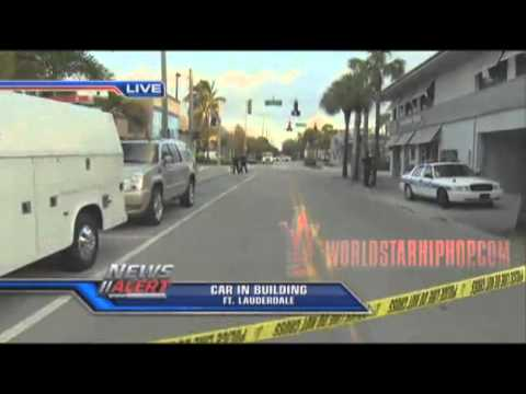 #Video : Shots Fired At Rick Ross's Rolls Royce! Ross Was In The Car