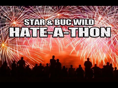 @STARandBUCWILD CHRISTMAS HATE-A-THON (Pt 3) Blacks Out On Ice-T,Coco,Ap9,Rick Ross & More
