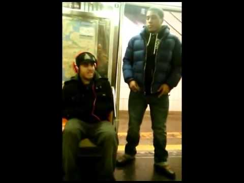 #RatchedNess : Dude Gets Robbed for His Beats by Dre Headphones on Train