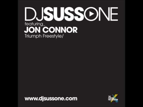 DJ Suss One Ft @JonConnorMusic - Triumph Freestyle [2013 New CDQ Dirty NO DJ]