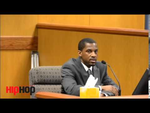 Rapper Yung Vito demonstrates to the jury how he shot rapper Slim Dunkin - Part 7