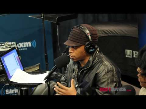Joe Budden Speaks on His Approach to Consequence on Sway in the Morning