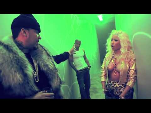 @FrenchMontana ft @NickiMinaj - Freaks (Official Behind The Scenes part 2) HD