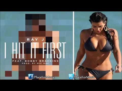 Ray J - I Hit It First (Kim Kardashian & Kanye West Diss)
