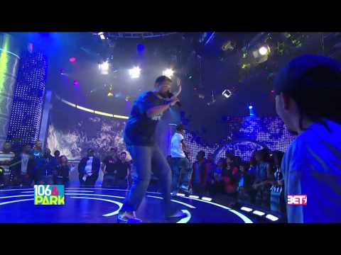 Bermudian Artist Lil Quan Stage Performance On 106 & Park (Wins Competition)
