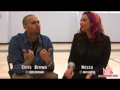 Chris Brown Admits He's Doing a Video With Rihanna