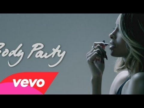 Ciara - Body Party (Official Music Video)