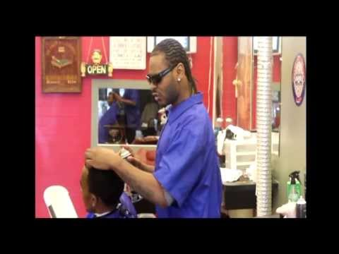 The Blind Barber Prank (Now This Right Here LOL)