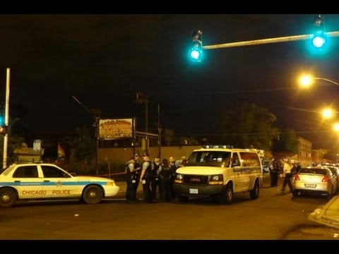 Chicago Gun Violence On The Weekend 23 Shot 6 Dead Over 24 Hours !!