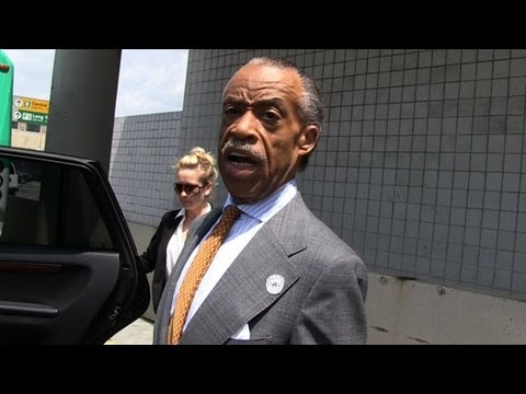 Al Sharpton on George Zimmerman Verdict -- We Won't Stop Until Justice Is Served