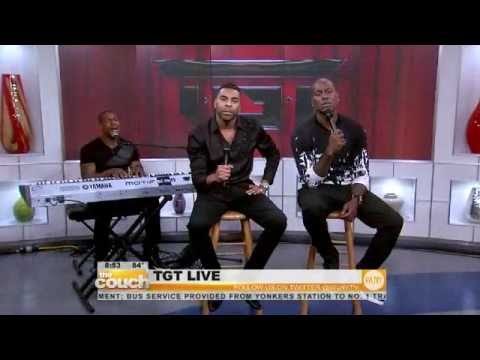 #ToHigh : Ginuine's High,Tank Laughs & Tyrese is like WTF ?!During Performance