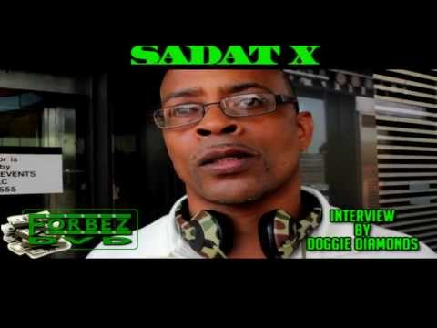 Sadat X Speaks On Hip-Hop Songs Having A Certain Vibe Before Rappers Were Emailing Vocals