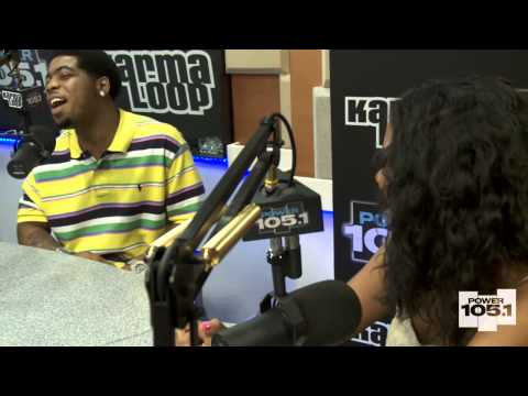 Webbie Interview On The Breakfast Club (Speaks On Lil Boosie)