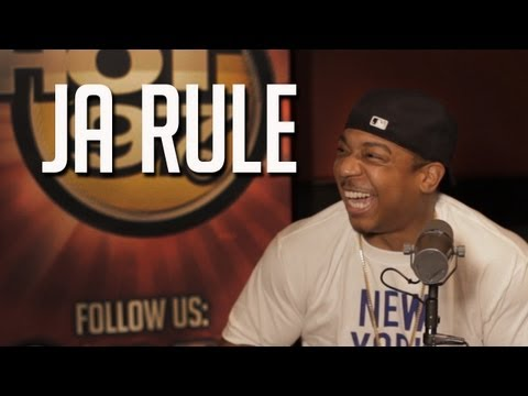 Ja Rule @RuleYork talks to Angie Martinez about Prison Experience & Treatment in the Pen
