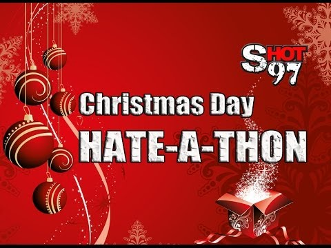 The Troi Torain Christmas Day Hate-A-Thon Show (Part 2)