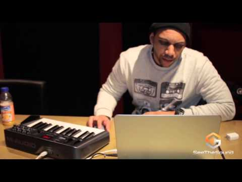 See The Sound : With Bermudian Producer 8 Track (Has Prod For 50 Cent & Travis Porter)