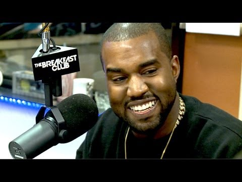 Kanye West Full Interview On The  Breakfast Club  (FULL 42 Min)