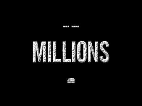 #WorldPremier : Pusha T Feat. Rick Ross - Millions