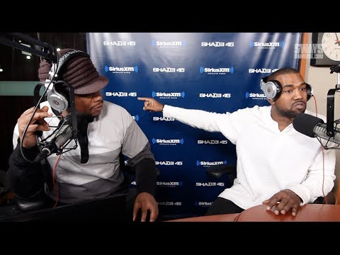 "Kanye West Rant "" You dont have the answers Sway !!!"""
