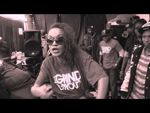 iGrindDoYou? Females Of Far Rock 2013 Cipher Pt.1 (Meet The Ladies)