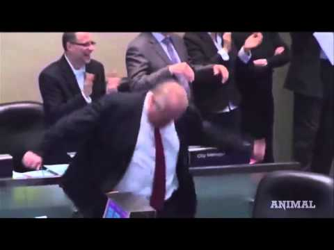 Funny:Toronto Mayor Rob Ford - Jamaican Patois (Dancehall Remix)