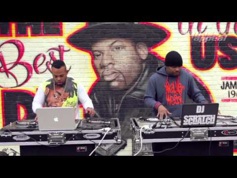 Video: Jam Master Jay Tribute Featuring His Son TJ Mizell DJ Scratch On The Boards In Honor Of His Birthday